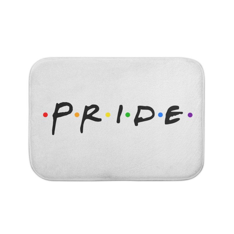 Pride Home Bath Mat by Thirty Silver