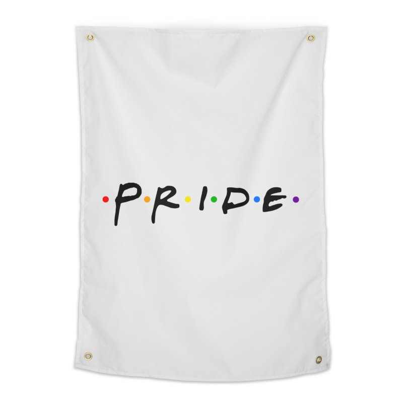 Pride Home Tapestry by Thirty Silver