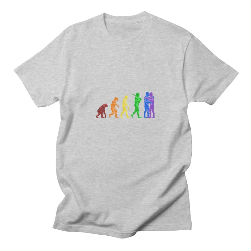 Darwin's Men's T-Shirt by Thirty Silver