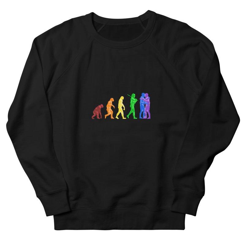 Darwin's Women's French Terry Sweatshirt by Thirty Silver
