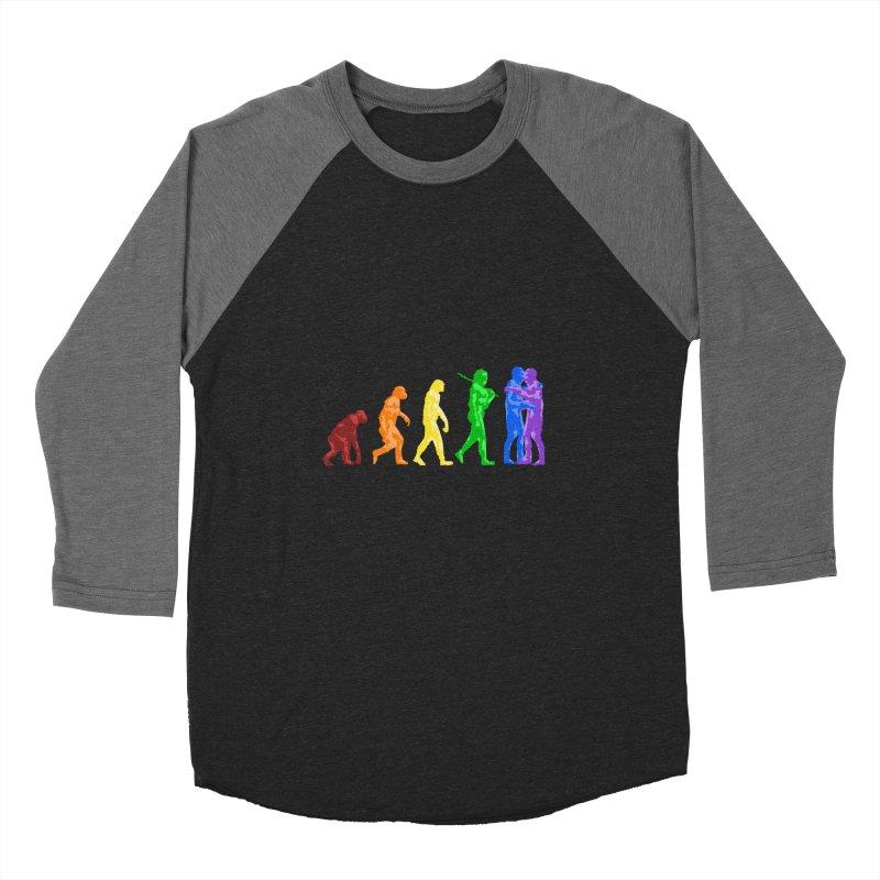 Darwin's Women's Baseball Triblend T-Shirt by Thirty Silver