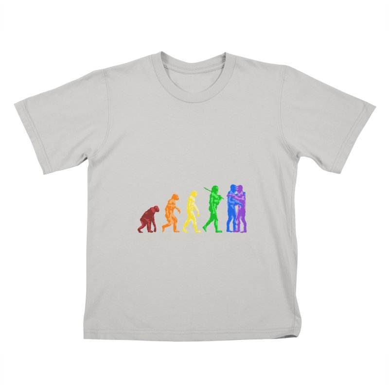 Darwin's Kids T-shirt by Thirty Silver
