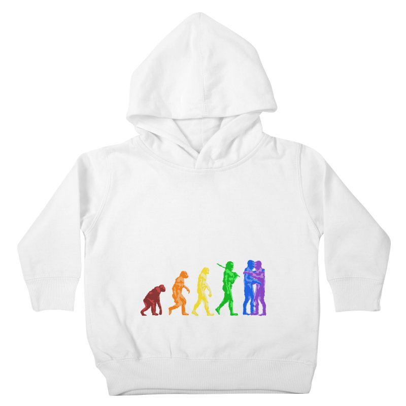 Darwin's Kids Toddler Pullover Hoody by Thirty Silver