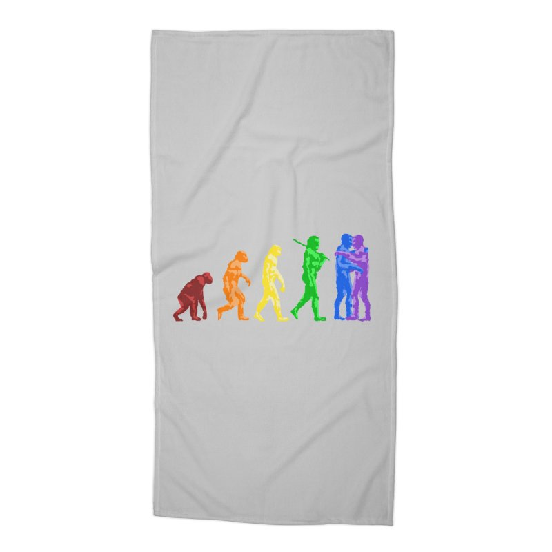 Darwin's Accessories Beach Towel by Thirty Silver