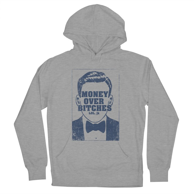 MOB Women's French Terry Pullover Hoody by Thirty Silver
