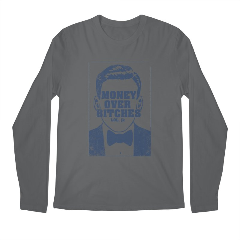 MOB Men's Longsleeve T-Shirt by Thirty Silver