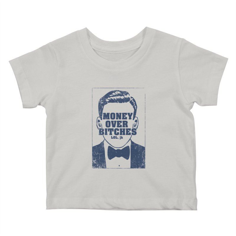 MOB Kids Baby T-Shirt by Thirty Silver