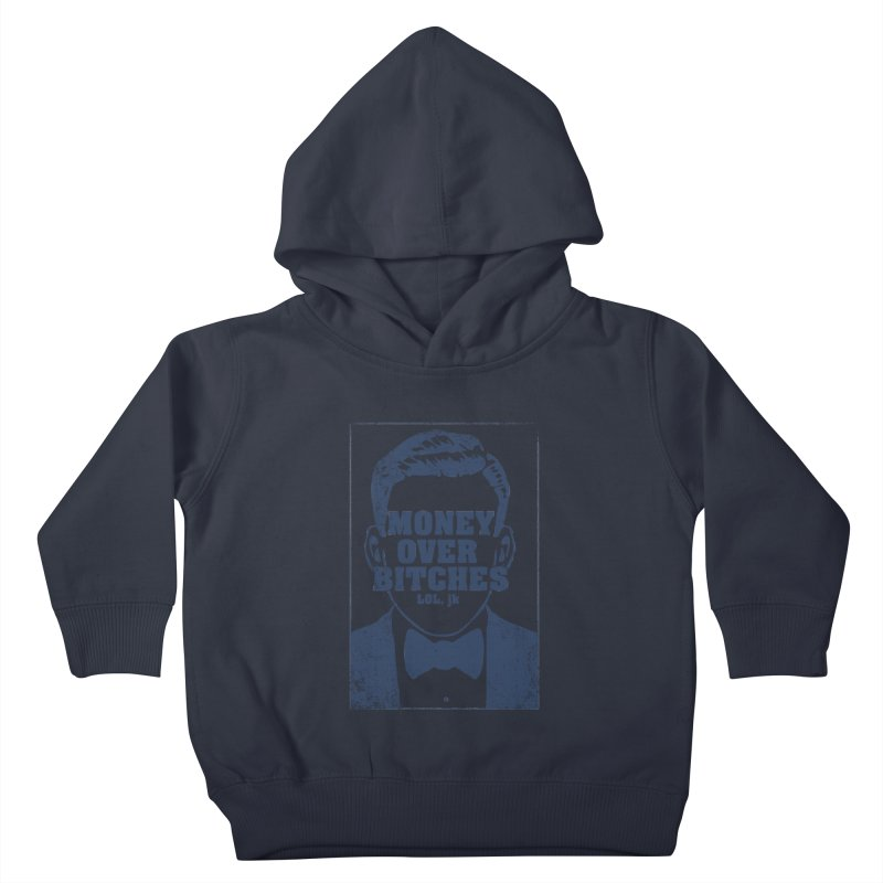 MOB Kids Toddler Pullover Hoody by Thirty Silver