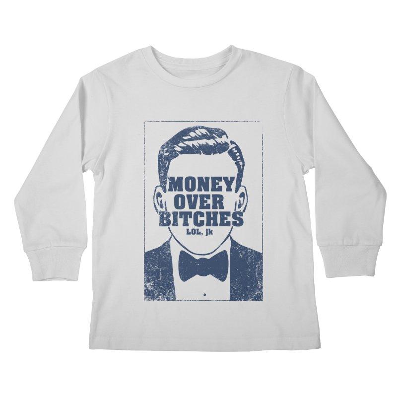 MOB Kids Longsleeve T-Shirt by Thirty Silver