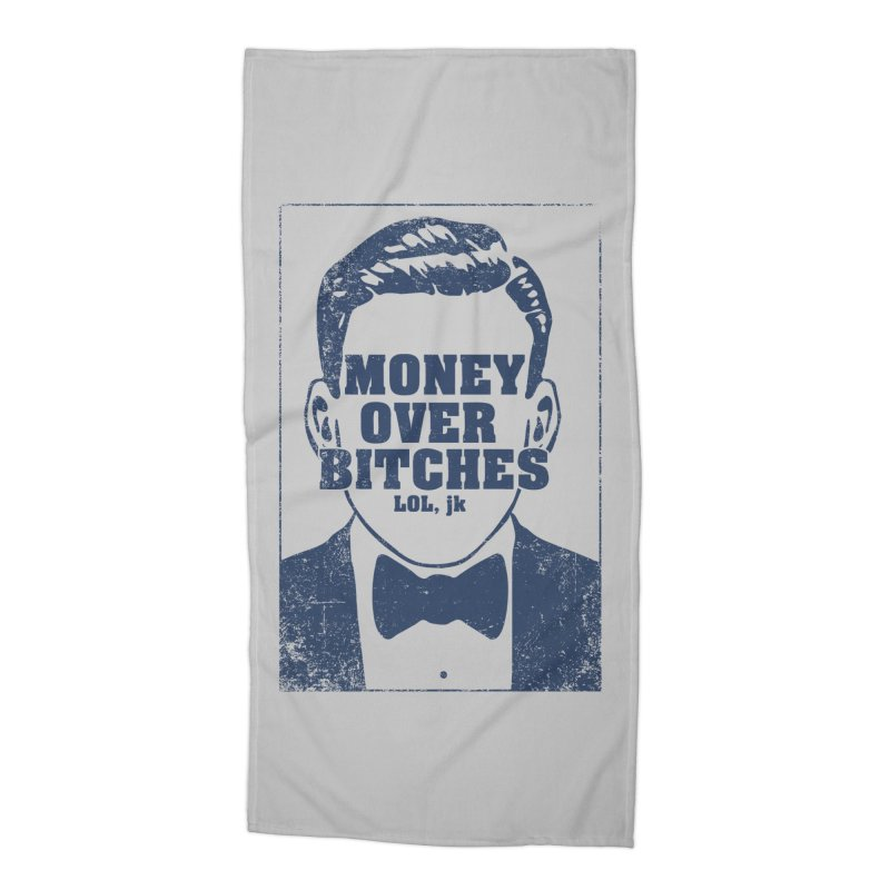 MOB Accessories Beach Towel by Thirty Silver