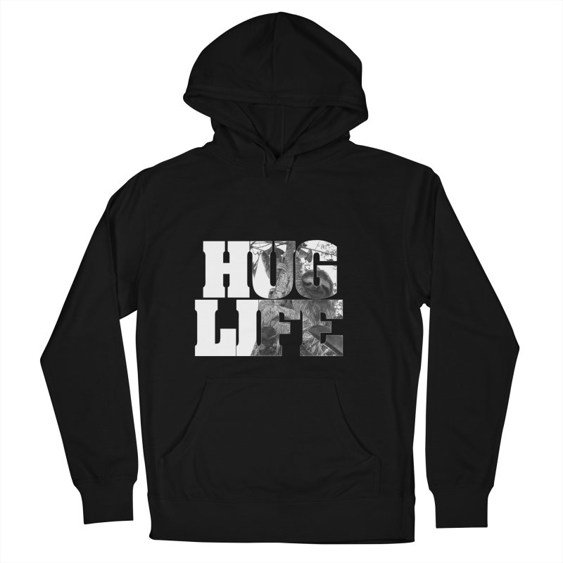 Thug Life Women's French Terry Pullover Hoody by Thirty Silver