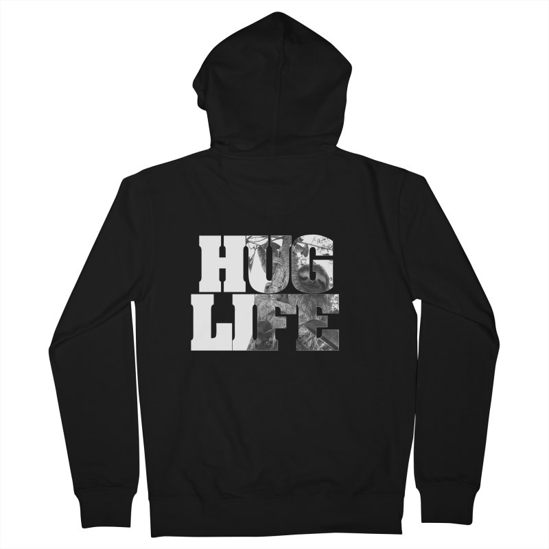 Thug Life Women's French Terry Zip-Up Hoody by Thirty Silver