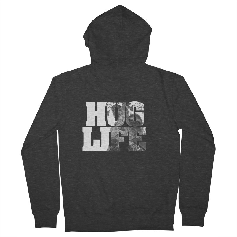 Thug Life Men's Zip-Up Hoody by Thirty Silver