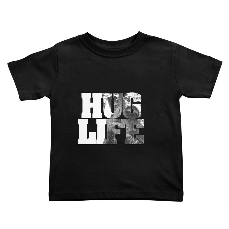 Thug Life Kids Toddler T-Shirt by Thirty Silver