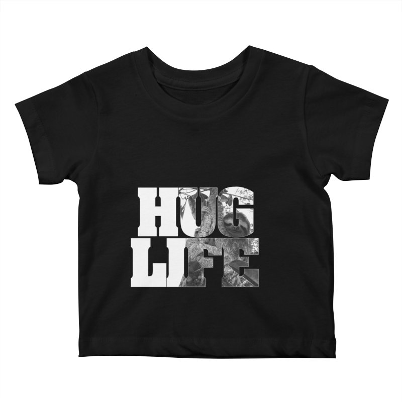 Thug Life Kids Baby T-Shirt by Thirty Silver