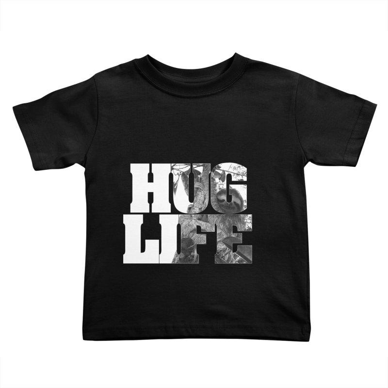 Thug Life Kids Toddler T-Shirt by Thirty Silver
