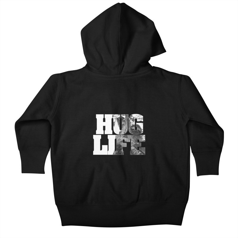 Thug Life Kids Baby Zip-Up Hoody by Thirty Silver