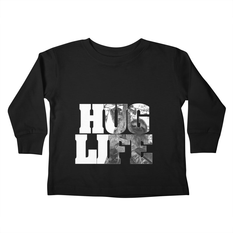 Thug Life Kids Toddler Longsleeve T-Shirt by Thirty Silver