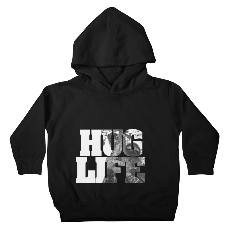 Thug Life Kids Toddler Pullover Hoody by Thirty Silver