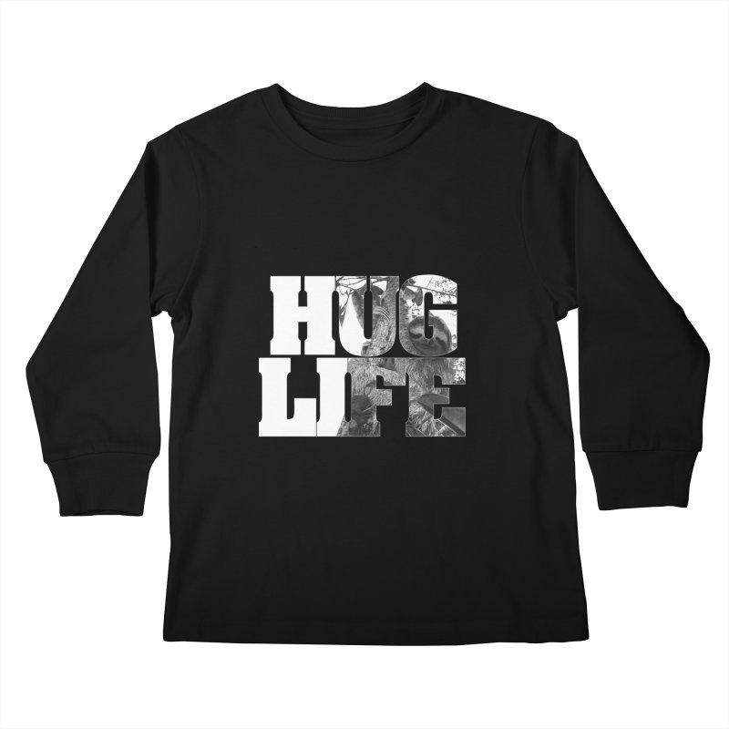 Thug Life Kids Longsleeve T-Shirt by Thirty Silver