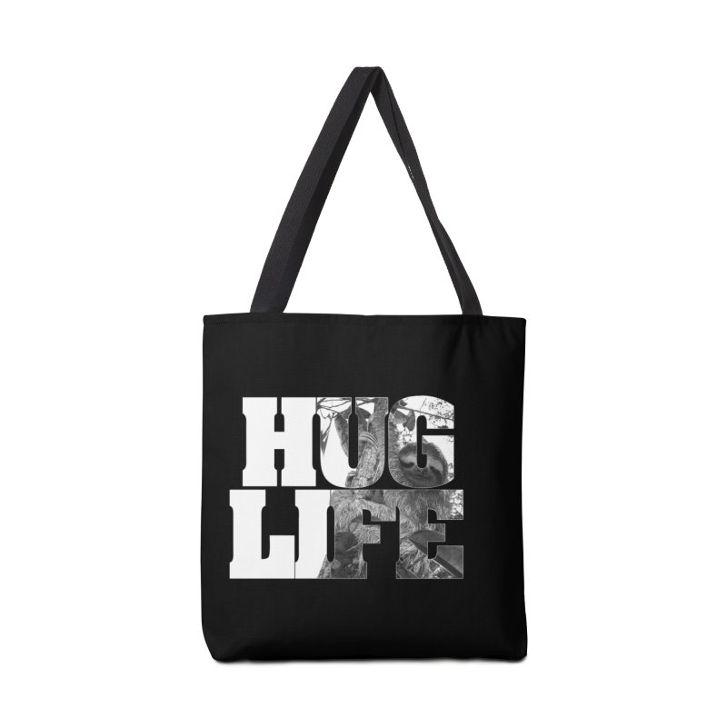 Thug Life Accessories Tote Bag Bag by Thirty Silver