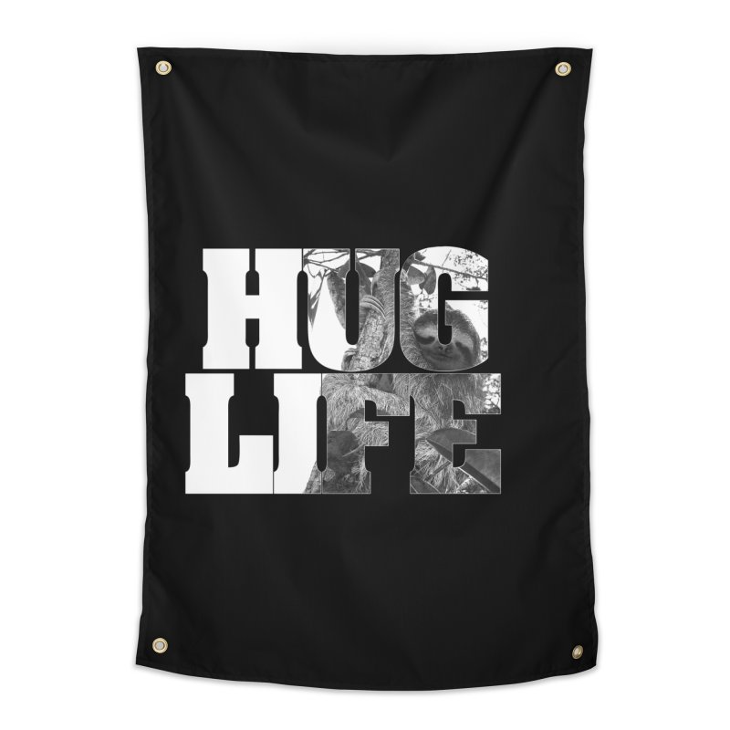 Thug Life Home Tapestry by Thirty Silver