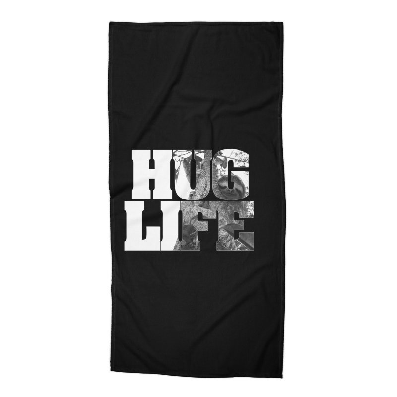 Thug Life Accessories Beach Towel by Thirty Silver