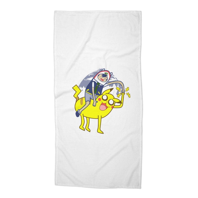 Pika Time! Accessories Beach Towel by Thirty Silver