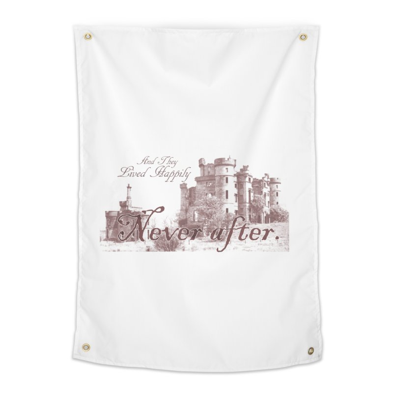 Happily Never After Home Tapestry by Thirty Silver