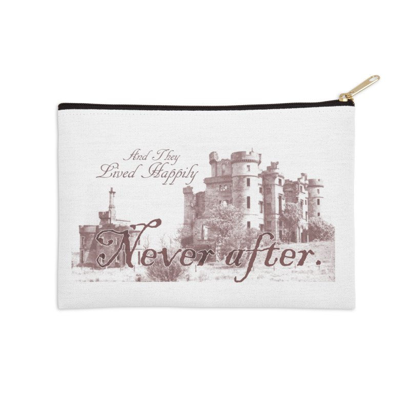 Happily Never After Accessories Zip Pouch by Thirty Silver