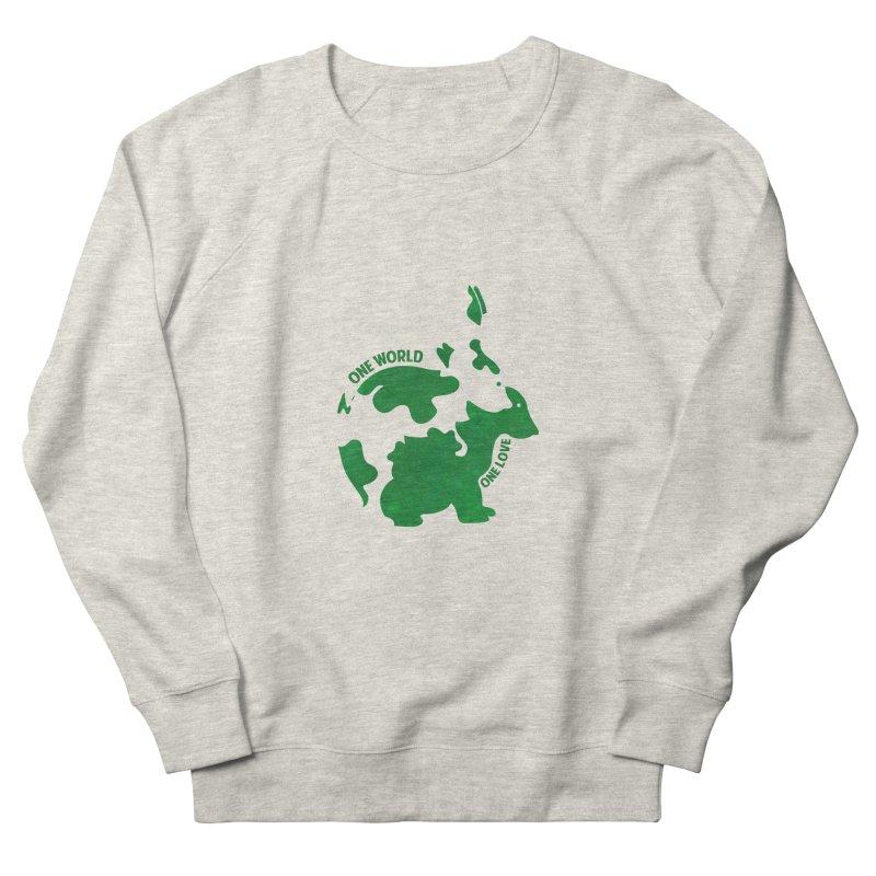 Bunnies Men's Sweatshirt by Thirty Silver