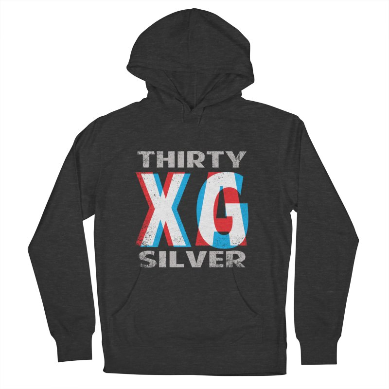 Thirty Silver LOGO Men's Pullover Hoody by Thirty Silver