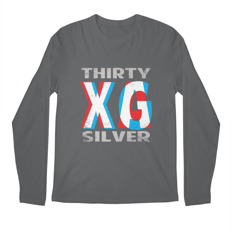 Thirty Silver LOGO Men's Longsleeve T-Shirt by Thirty Silver