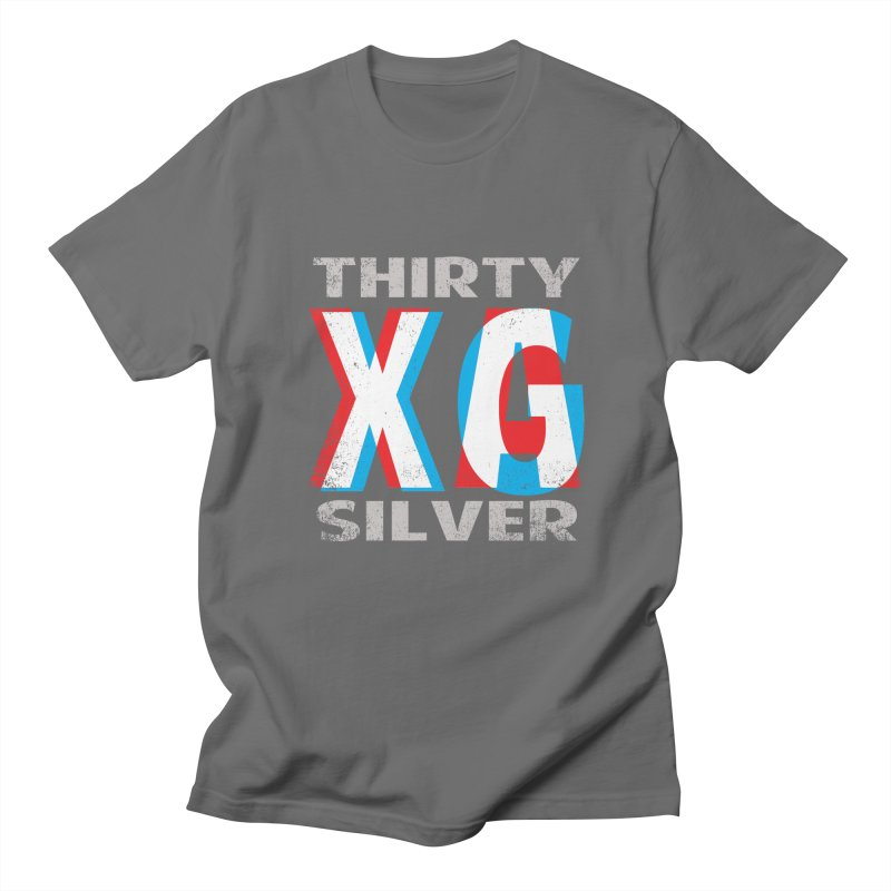 Thirty Silver LOGO Women's Regular Unisex T-Shirt by Thirty Silver