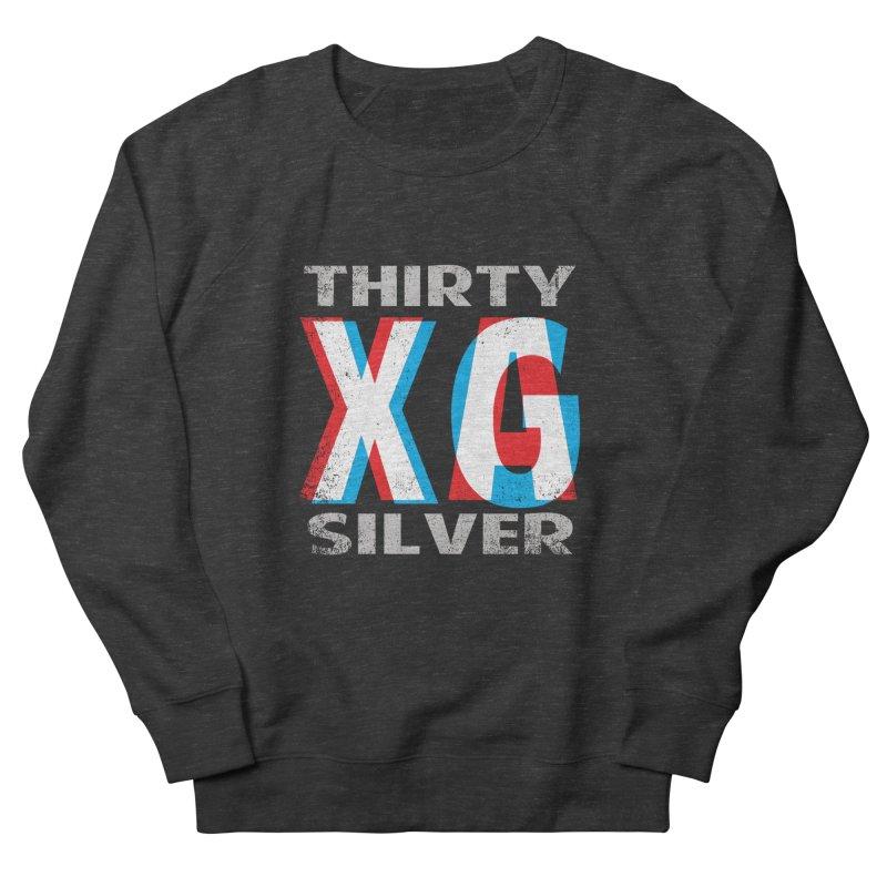 Thirty Silver LOGO Men's Sweatshirt by Thirty Silver
