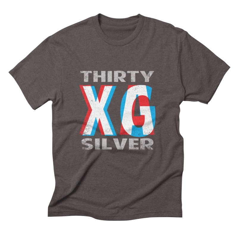 Thirty Silver LOGO Men's  by Thirty Silver