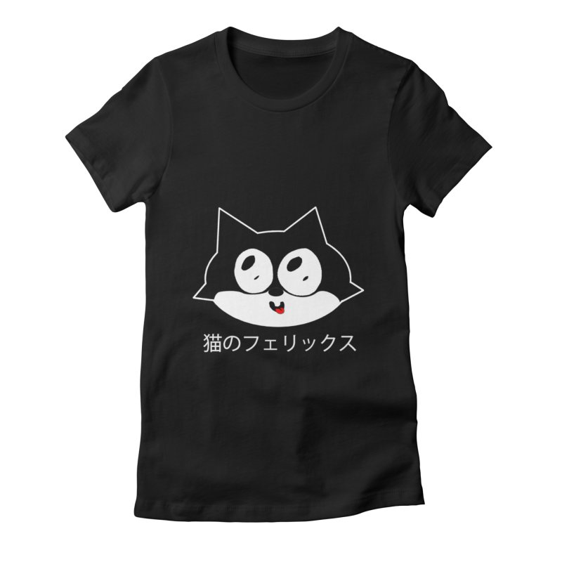 Felix Women's Fitted T-Shirt by Thirty Silver