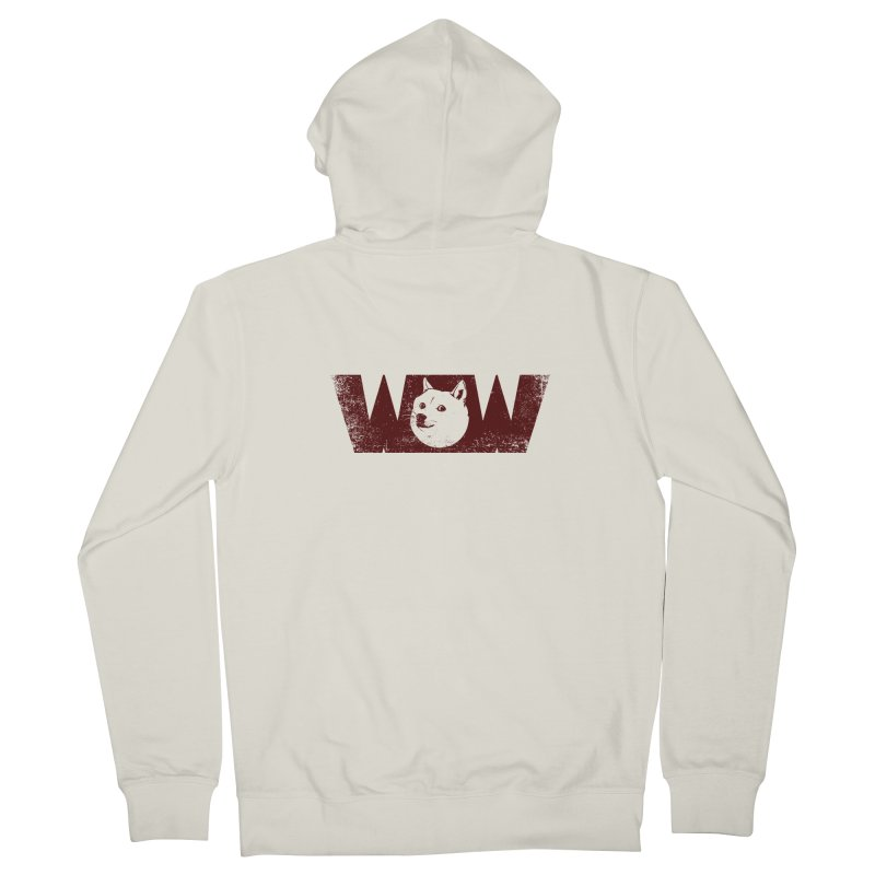 Such Wow Women's Zip-Up Hoody by Thirty Silver