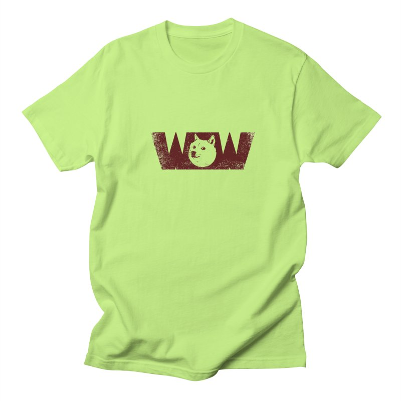 Such Wow Men's Regular T-Shirt by Thirty Silver