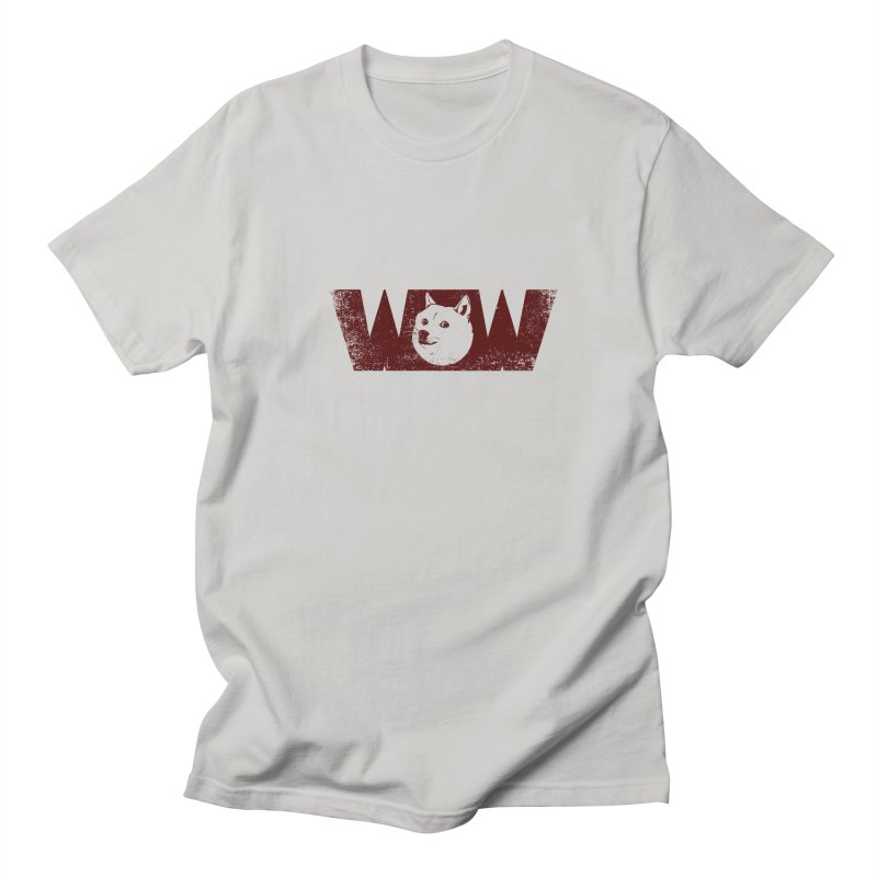 Such Wow Women's Regular Unisex T-Shirt by Thirty Silver