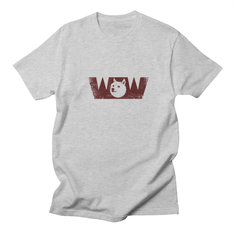 Such Wow Men's T-Shirt by Thirty Silver
