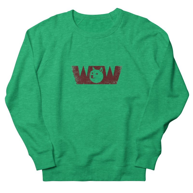 Such Wow Men's Sweatshirt by Thirty Silver