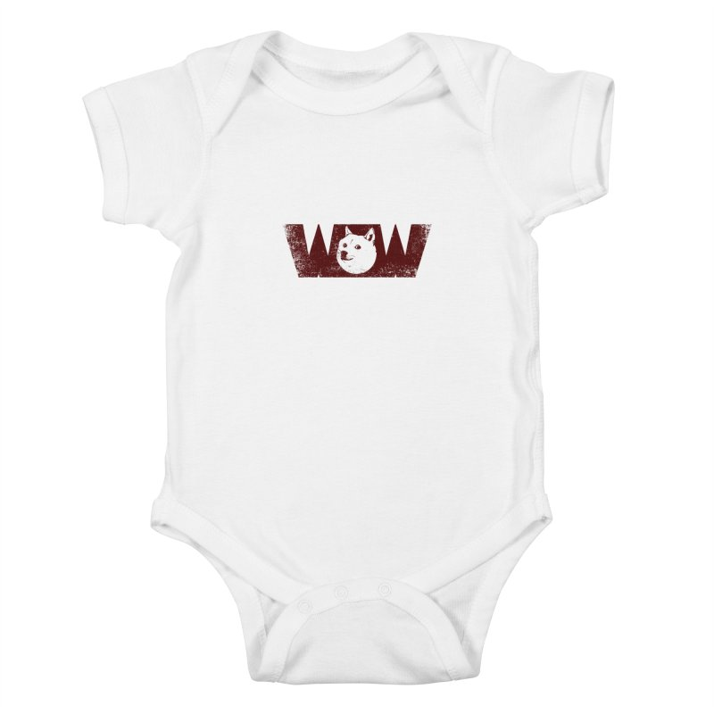 Such Wow Kids Baby Bodysuit by Thirty Silver