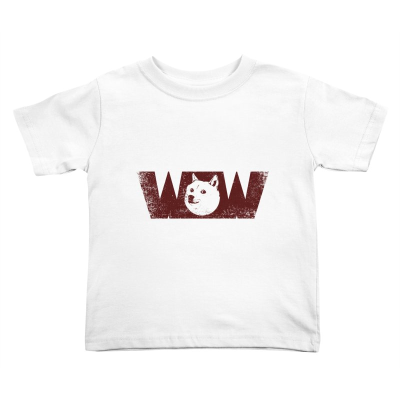 Such Wow Kids Toddler T-Shirt by Thirty Silver