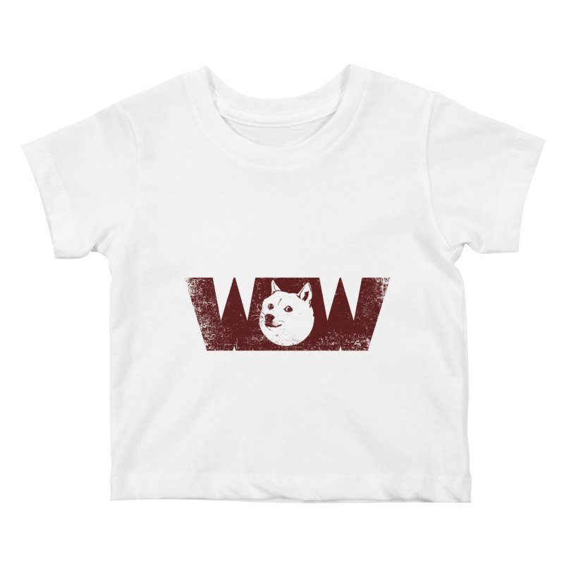 Such Wow Kids Baby T-Shirt by Thirty Silver