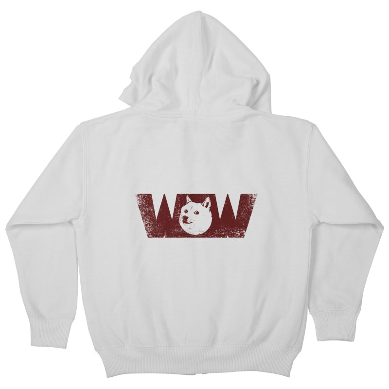 Such Wow Kids Zip-Up Hoody by Thirty Silver