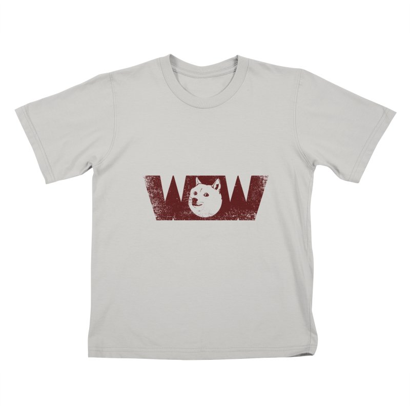 Such Wow Kids T-shirt by Thirty Silver