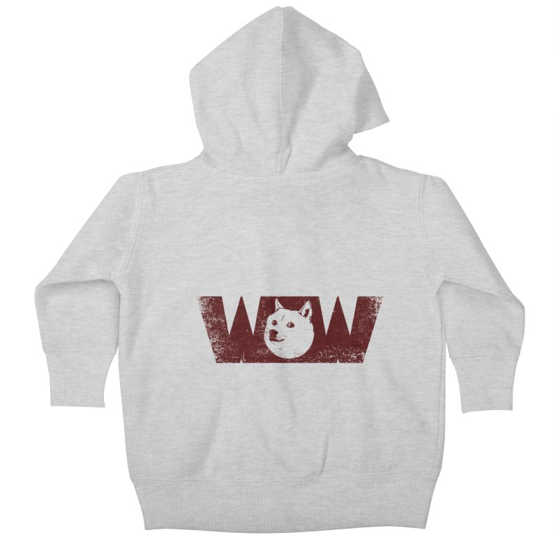 Such Wow Kids Baby Zip-Up Hoody by Thirty Silver