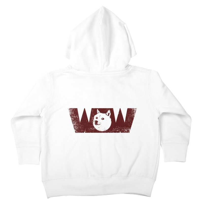 Such Wow Kids Toddler Zip-Up Hoody by Thirty Silver