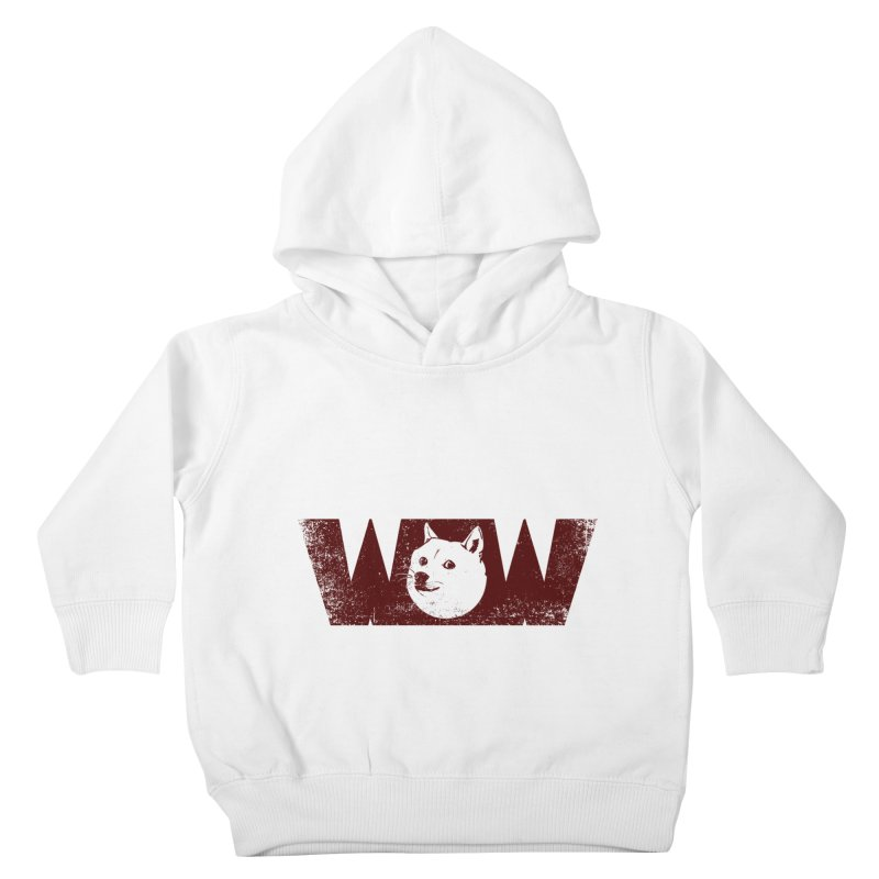 Such Wow Kids Toddler Pullover Hoody by Thirty Silver